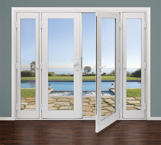 Swing door french style custom crafted best prices for Swinging patio door